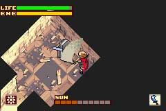 Boktai 2: Solar Boy Django Screenshots