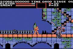 Classic NES Series: Castlevania Screenshots
