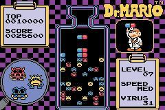 Classic NES Series: Dr. Mario Videos