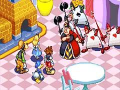 Kingdom Hearts: Chain of Memories Chat