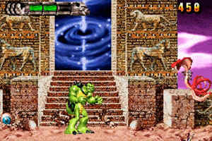 Altered Beast: Guardian of the Realms Screenshots