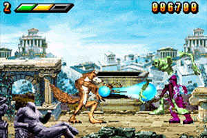 Altered Beast: Guardian of the Realms Files