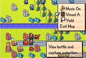 Advance Wars Screenshots