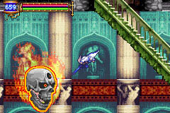 Castlevania: Aria of Sorrow Chat
