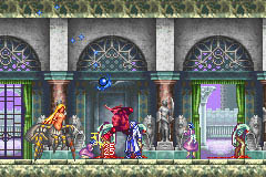 Castlevania: Aria of Sorrow Screenshots