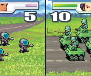 Advance Wars 2: Black Hole Rising Screenshots