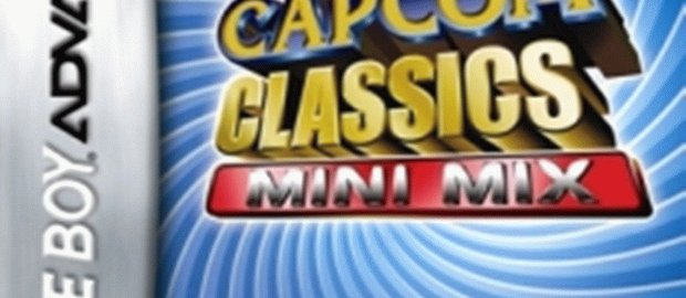 Capcom Classics Mini Mix News