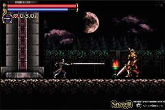 Castlevania: Circle of the Moon Screenshots