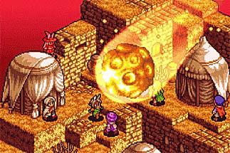 Final Fantasy Tactics Advance Screenshots