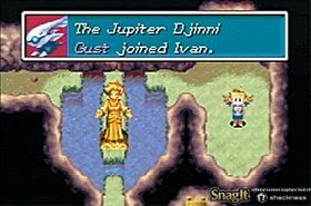 Golden Sun Screenshot from Shacknews