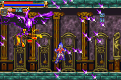 Castlevania: Harmony of Dissonance Screenshots