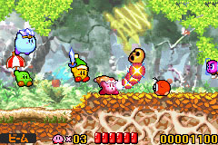 Kirby: Nightmare in Dreamland Chat