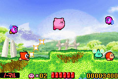 Kirby: Nightmare in Dreamland Screenshots