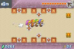 The Legend of Zelda: A Link to the Past Screenshots