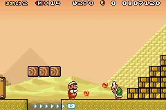 Super Mario Advance 4: Super Mario Bros 3 Chat