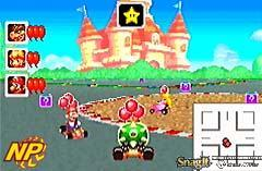 Mario Kart: Super Circuit Screenshots