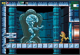Metroid: Zero Mission Screenshot from Shacknews