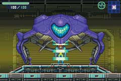 Metroid Fusion Screenshots