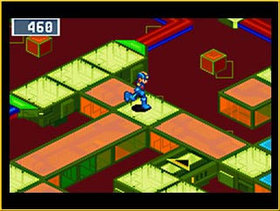 Mega Man Battle Network 3: Blue Screenshot from Shacknews