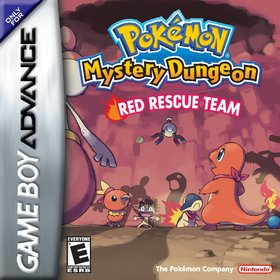 Pokemon Mystery Dungeon: Red Rescue Team Screenshot from Shacknews