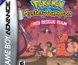 Pokemon Mystery Dungeon: Red Rescue Team Files