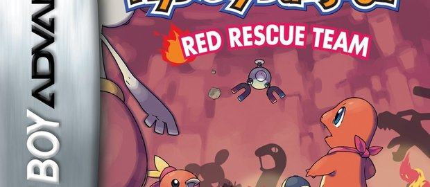 Pokemon Mystery Dungeon: Red Rescue Team News