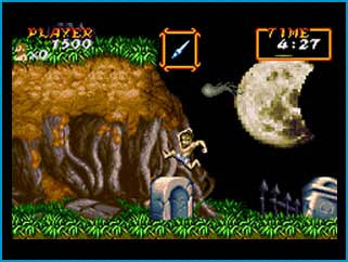 Super Ghouls 'n Ghosts Chat