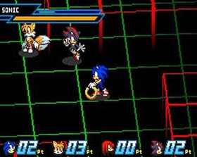 Sonic Battle Screenshot from Shacknews