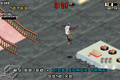 Tony Hawk's Pro Skater 3 Screenshots