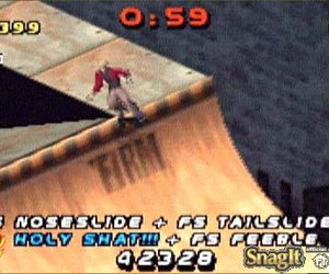 Tony Hawk's Pro Skater 2 Screenshots