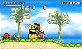 Wario Land 4 Screenshot from Shacknews
