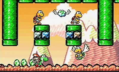 Yoshi's Island: Super Mario Advance 3 Videos