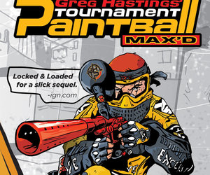 Greg Hastings' Tournament Paintball MAX'D Chat
