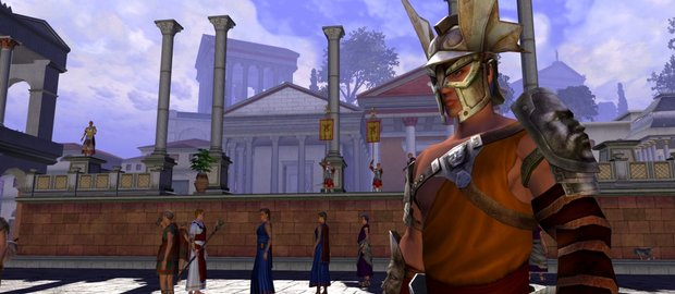 Gods & Heroes: Rome Rising News