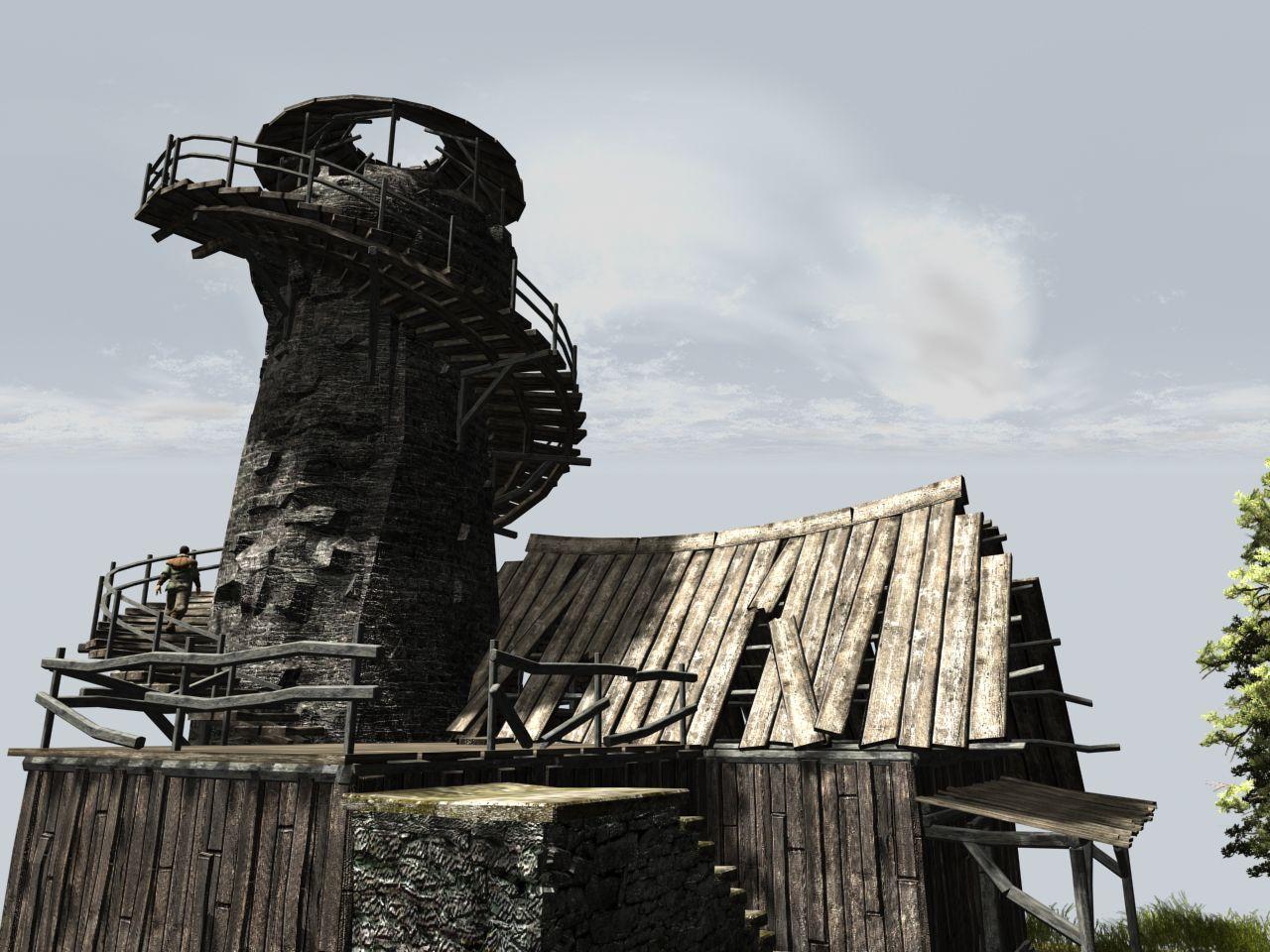 Скриншоты для игры Готика 3 Gothic 3.