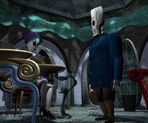Grim Fandango Screenshots