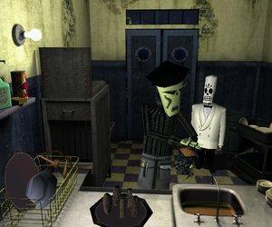 Grim Fandango Chat