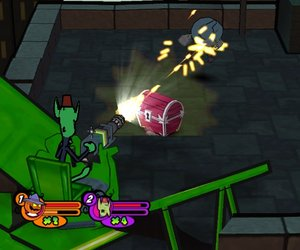 The Grim Adventures of Billy & Mandy Screenshots