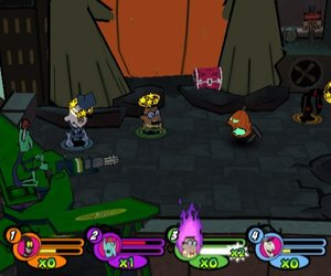 The Grim Adventures of Billy & Mandy Chat