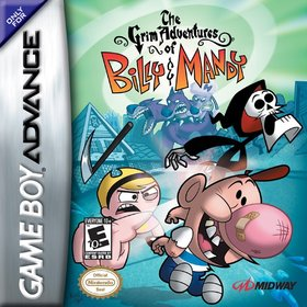 The Grim Adventures of Billy & Mandy Screenshot from Shacknews