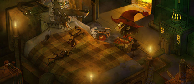 American McGee's Grimm News