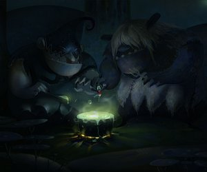 American McGee's Grimm Chat