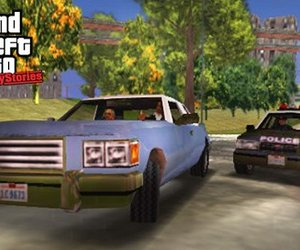 Grand Theft Auto: Liberty City Stories Screenshots
