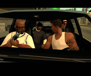 Grand Theft Auto: San Andreas Files