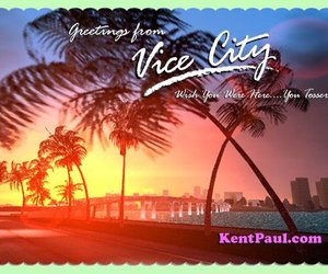 Grand Theft Auto: Vice City Files