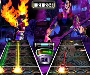 Guitar Hero II Chat