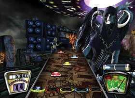 Guitar Hero II Screenshot from Shacknews