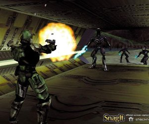 Halo: Combat Evolved Screenshots