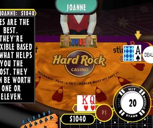 Hard Rock Casino Screenshots