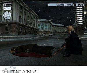 Hitman 2: Silent Assassin Files